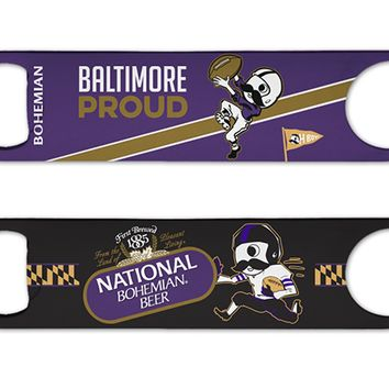 *PRE-ORDER* Natty Boh Football / Bottle Opener (Estimated Ship Date: 7/20)