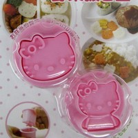 Hello Kitty Vegetable Cutter (1, A)