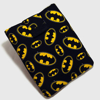 Hand Crafted Tablet Case From Licensed Batman Fabric/Case for iPad,Kindle Fire HD, iPad Mini, iPad Air, Samsung Galaxy Tab