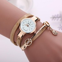 Women Metal Strap Watch Elegant Wristwatch Multi-colorWatch Bracelet and Watch Jewlery Gifts for your Options Christamas Gift