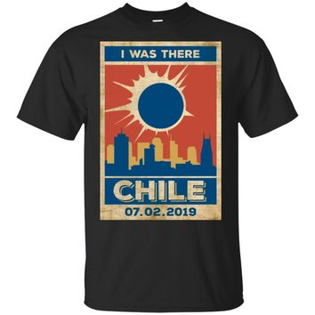 Vintage Chile I Was There Solar Eclipse July 2 2019