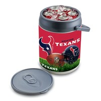 Picnic Time Houston Texans Can Cooler (Grey)