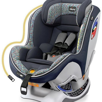 Chicco NextFit Zip Convertible Child Safety Easy Install Car Seat Privata