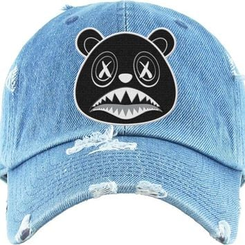 Oreo Baws Light Denim Dad Hat