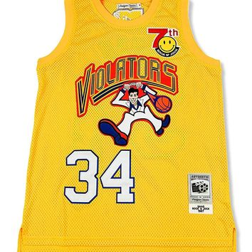 Rock N Jock Shaq Basketball Jersey
