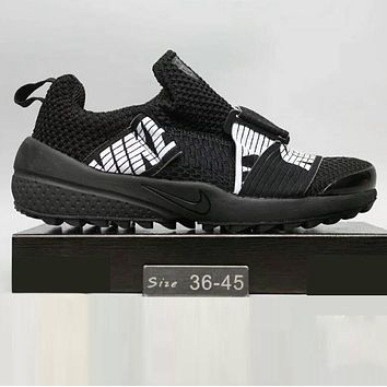 Nike Presto Flyknit Ultra Popular Women Men Leisure Running Sport Casual Shoes Sneakers Black I-A0-HXYDXPF