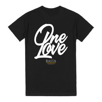 One Love T-Shirt (Light Logo)