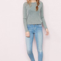 Buena Blue High Waist Jegging