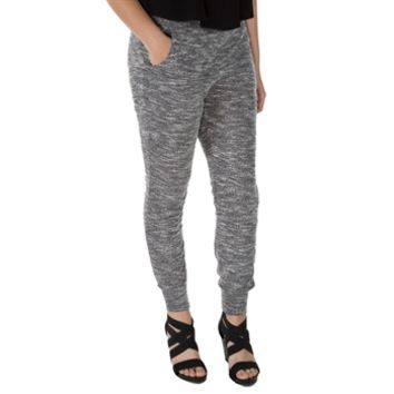 dee elle Juniors French Terry Jogger Pant at Von Maur