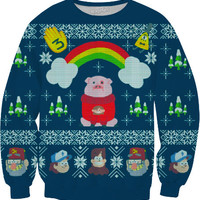 Gravity Falls Ugly christmas sweater