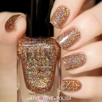 FUN Lacquer Royal Chapel Nail Polish