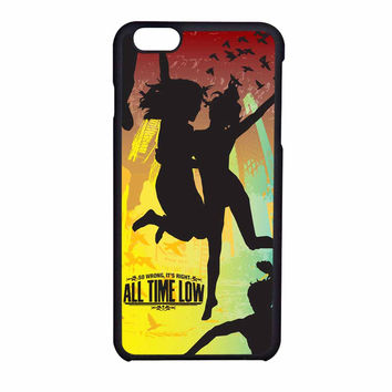 All Time Low Cover Album Special iPhone 6 Case