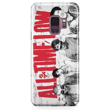 All Time Low Music Band Samsung Galaxy S9 Case | Casefantasy