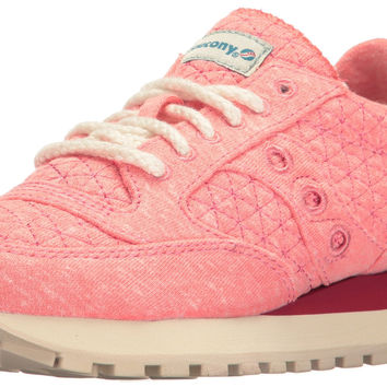 Saucony Originals Women's Jazz Original Sneaker Pink 10 B(M) US '