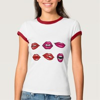 Red-Lips T-Shirt