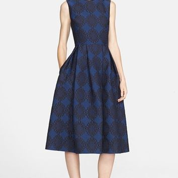 Women's Erdem Sleeveless Midi Dress,