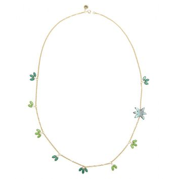 marc by marc jacobs - marquis palm station necklace