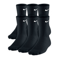 Nike® 6-pk. Performance Cotton Crew Socks - JCPenney