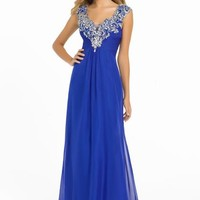 Blush 9738 at Prom Dress Shop