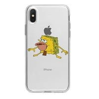SAVAGE SPONGE CUSTOM IPHONE CASE