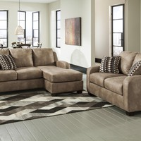 Alturo Stationary Living Room Group by Benchcraft at Dunk & Bright Furniture