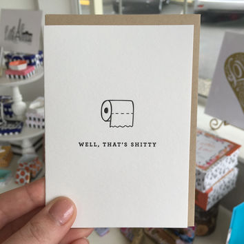 That's Shitty Card