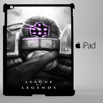 Game League Of Legends iPad 2, iPad 3, iPad 4, iPad Mini and iPad Air Cases - iPad