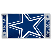 Dallas Cowboys NFL Colossal Beach Towel (40x70)