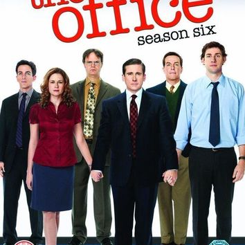 DCCKRQ5 The Office - An American Workplace - Season 6 [DVD]