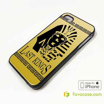 TYGA Last Kings Young Money iPhone 4/4S 5/5S/SE 5C 6/6S 7 8 Plus X Case Cover