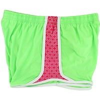 Campus Crush Shorts in Neon Green by Krass & Co.
