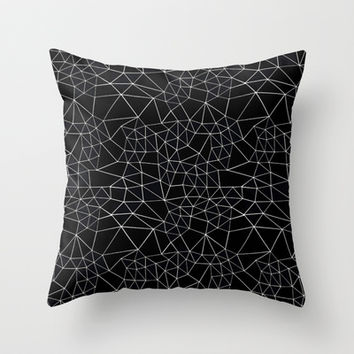 Segment Throw Pillow by Project M
