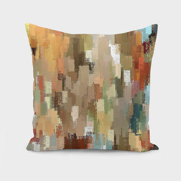 «High Desert Living» Throw Pillow by David Manlove - Numbered Edition from $27 | Curioos