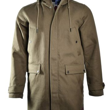 "Moods Of Norway ""Madrass Dale"" Jacket - Olive Night"