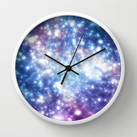Map of the Stars Wall Clock by ThoughtCloud