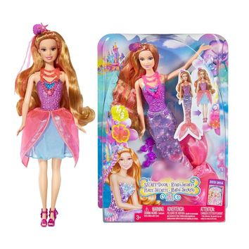 Original Brand Mermaid Doll 30cm Princess Dolls for Barbie Girls Toys Best Children Gift With Box Bonecas