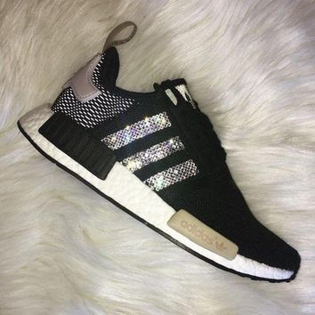 simpleclothesv ADIDAS Women Running Sport Casual Shoes NMD Sneakers Shining H-MDTY-SHI