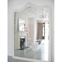 Large Louis Giant Mirror Full Length Mirrors Mirrors  Screens French Bedroom Company