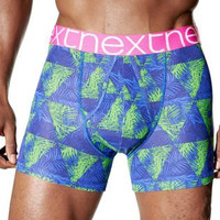 MEN'S UNDERWEAR  men's clothing men's fashion gift for him birthday gift for him Men's  Four Pack Colour Print A-Fronts