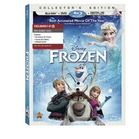 Disney Frozen (Blu-ray + DVD + Digital Copy) - Only at Target