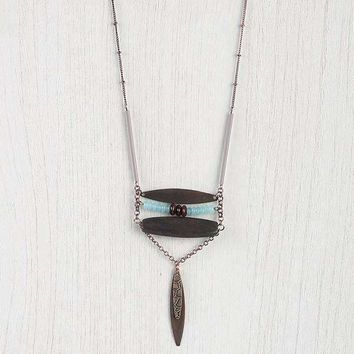 Nested Horseshoe Necklace