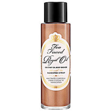 Too Faced Royal Oil Coconut Oil Body Bronzer With Mangosteen Extract: Bronzer & Self Tanner | Sephor