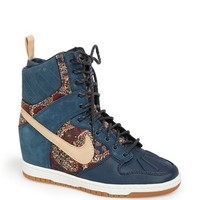 Nike 'Dunk Sky Hi Liberty' Wedge Sneaker (Women) | Nordstrom