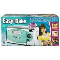 Easy-Bake Oven and Snack Center with Classic Light Bulb Oven - Mint Green