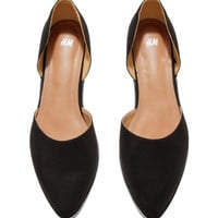 H&M Open Shoes $34.95