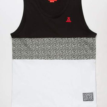 ASPHALT YACHT CLUB No Love Mens Tank | Tanks