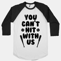 You Can't Hit With Us (Vintage)