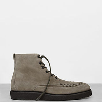 ALLSAINTS US: Mens Moth Boot (Taupe)