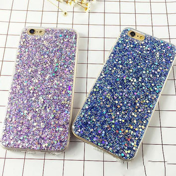 New Sequins iPhone 6 6s Plus & iPhone 7 7Plus + Gift Box-69