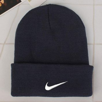 Nike Fashion Edgy Winter Beanies Knit Hat Cap-15